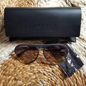Moschino Aviator Sunglasses *SOLD*